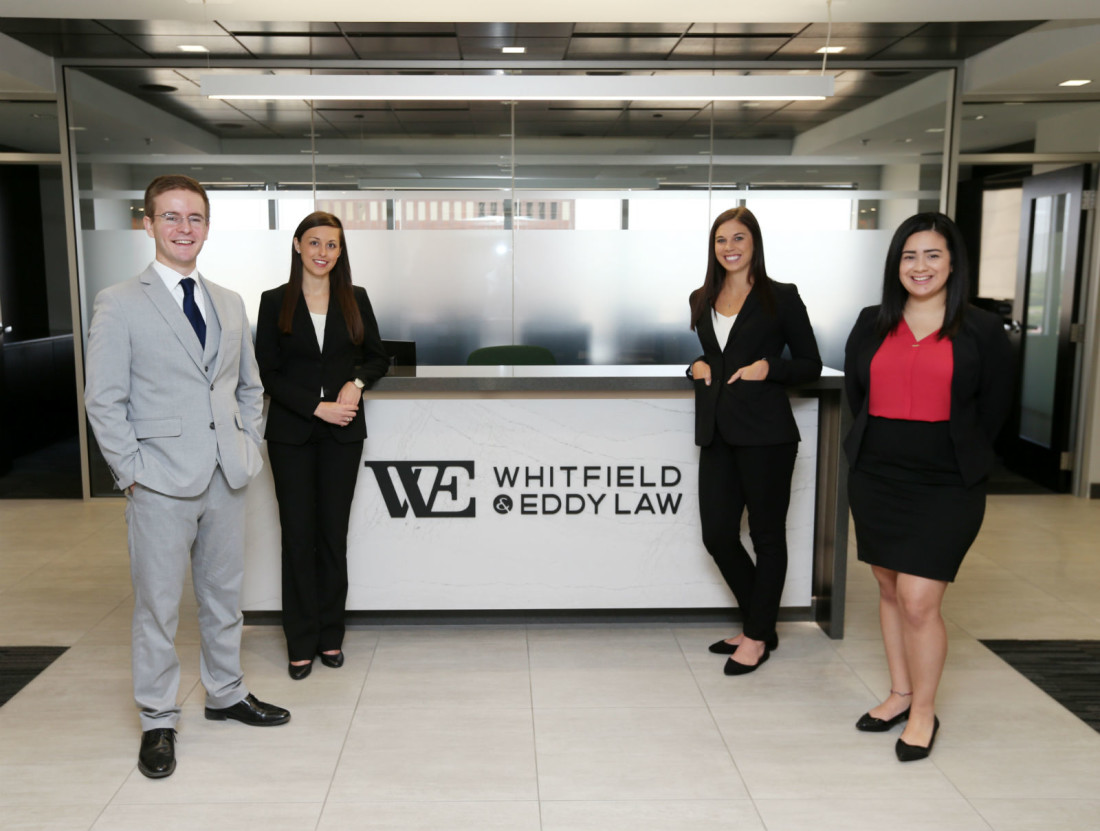 Whitfield & Eddy Summer Associates 2018